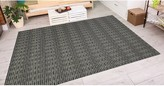 Napa Striped Brown / Gray Indoor / Outdoor Area Rug Trent Austin Design Rug Size: Rectangle 2' x 3'7""