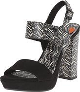 Rocket Dog Women's Studio Coast Fabric Platform Dress Sandal