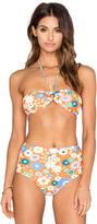Motel 60's Ring Bikini Top