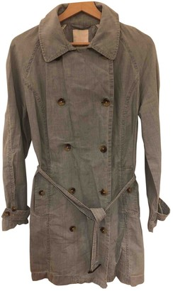 Levi's Cotton Trench Coat for Women
