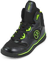 Zumba Women's Energy Boom High Top Dance Workout Sneakers With Enhanced Comfort Support,10