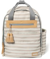 Skip Hop Infant Riverside Diaper Backpack - Black