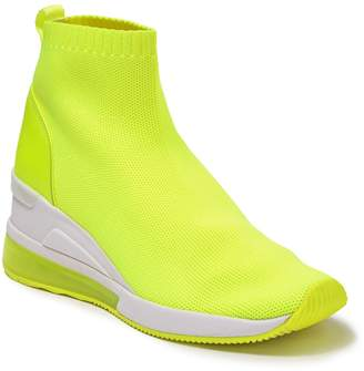 MICHAEL Michael Kors Skylar Knit Sock High-Top Sneaker