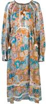 Dodo Bar Or Floral Print Maxi Dress