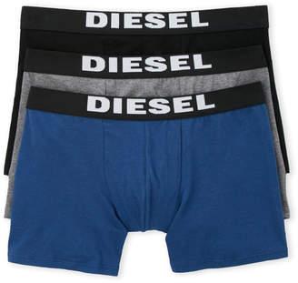 Diesel 3-Pack Boxer Briefs