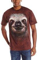 The Mountain Men's Sloth Face T-Shirt