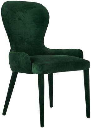 Pols Potten Velvet Aunty Chair - Green