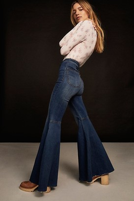 We The Free Just Float On Flare Jeans by at Free People