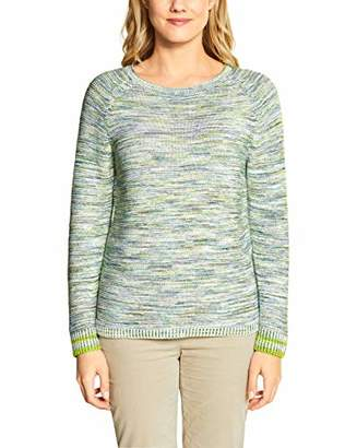 Cecil Women's Mouline Pullover Sweater,Medium
