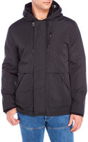 Andrew Marc Graham 3-In-1 Rain Tech Hooded Jacket
