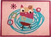 Kids Line Zutano Owls Rug, Pink