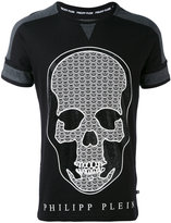 Philipp Plein skull T-shirt - men - Cotton - S