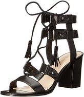 Nine West Women's Ginger Patent Gladiator Sandal
