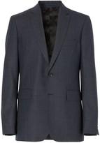 Burberry Slim Fit Wool Suit