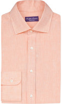 Ralph Lauren Purple Label Aston Regular-fit Linen Shirt
