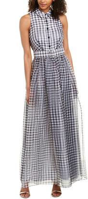 Shoshanna Silk Gown