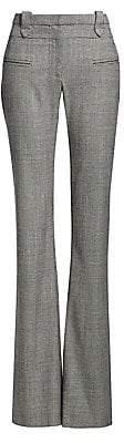 Altuzarra Women's Serge Glen Check Trousers