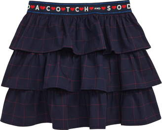 Scotch R'Belle Ruffle Skirt