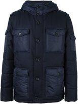 Joseph 'Skye-Matt' padded jacket