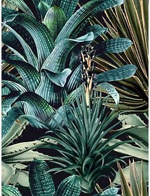 Lush MINDTHEGAP Succulents Wallpaper Set, WP20164