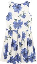 Gant Girls Flower Printed Dress