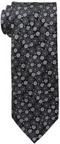 Geoffrey Beene Men's Big-Tall Playful Floral Tie