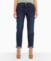 Levi's Dark Wash 501® Boyfriend Jeans - ShopStyle Relaxed