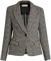 Etoile Isabel Marant Cowens Layden hound's-tooth check jacket