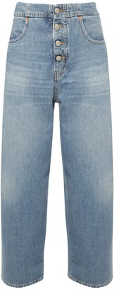 MM6 MAISON MARGIELA Rianna Cotton Denim Jeans