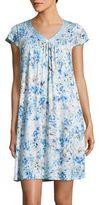 Miss Elaine Floral Sleepwear Gown