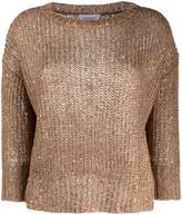 Snobby Sheep long sleeve chunky knit jumper