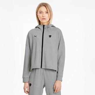 Puma Scuderia Ferrari Women's Hooded Sweat Jacket