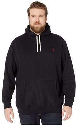 Polo Ralph Lauren Big & Tall Big Tall Fleece Knit (Polo Black) Men's Coat
