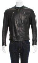Maison Margiela Leather Moto Jacket