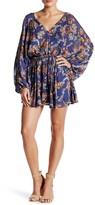 Dress Forum Boho Print Mini Dress