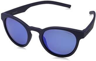 Polaroid Sunglasses Unisex-Adult Pld7021s Polarized Oval Sunglasses