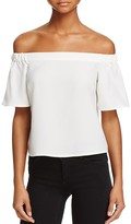 Bardot Haiti Off-The-Shoulder Top