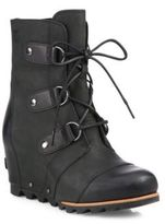 Sorel Joan of Arctic Leather Lace-Up Boots