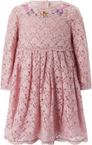 Monsoon Baby Aria Lace Dress