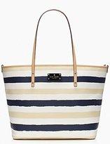 Kate Spade Bondi Road Harmony Baby Bag (Navy/Cream) by