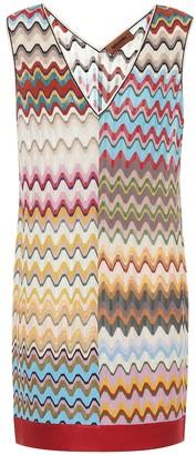 Missoni Wool-blend minidress