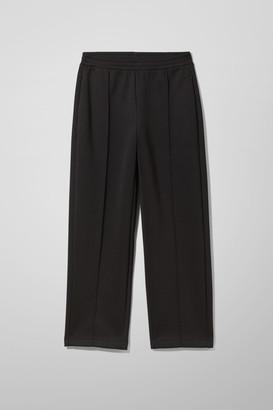 Weekday Harlow Sweatpants - Black