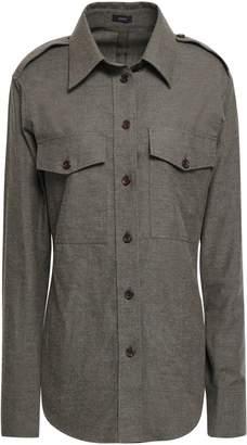 Joseph Cotton-flannel Shirt