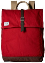 Toms Utility Canvas Backpack
