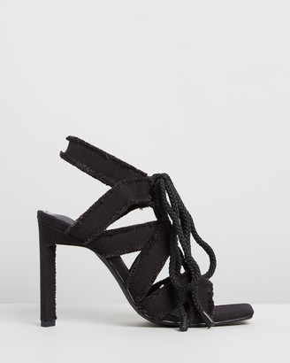 Senso Women's Black Heeled Sandals - Sully - Size One Size, 37 at The Iconic