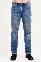 True Religion Hand Picked Slim Moto Mens Pant