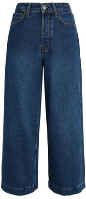 Rag & Bone Wide Maya Jeans