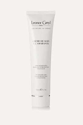 Leonor Greyl PARIS Creme De Soin A L'amarante Detangling And Color-protecting Conditioner, 150ml