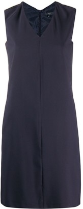 Fay straight pinafore dress