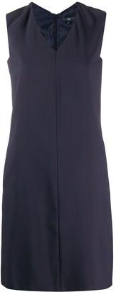 Fay Straight Pinafore Dress